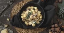 Gnocchi mit Salbeibutter