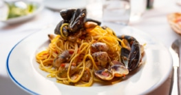 Meeresfrüchte Spaghetti Rezept