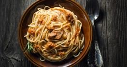 Thunfisch Spaghetti Rezept