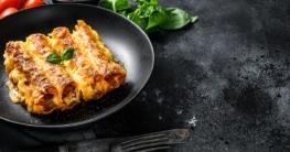 Cannelloni al forno Rezept