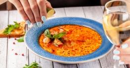 Fischsuppe nach Italienischer Art Rezept