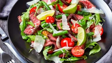 Rindfleischsalat – Tagliata