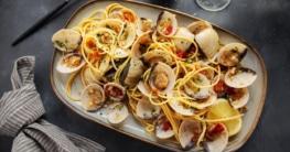 Spaghetti Vongole - Spaghetti mit Venusmuscheln Rezept