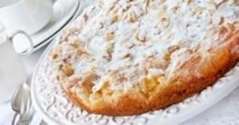 Toskanischer Apfelkuchen Rezept