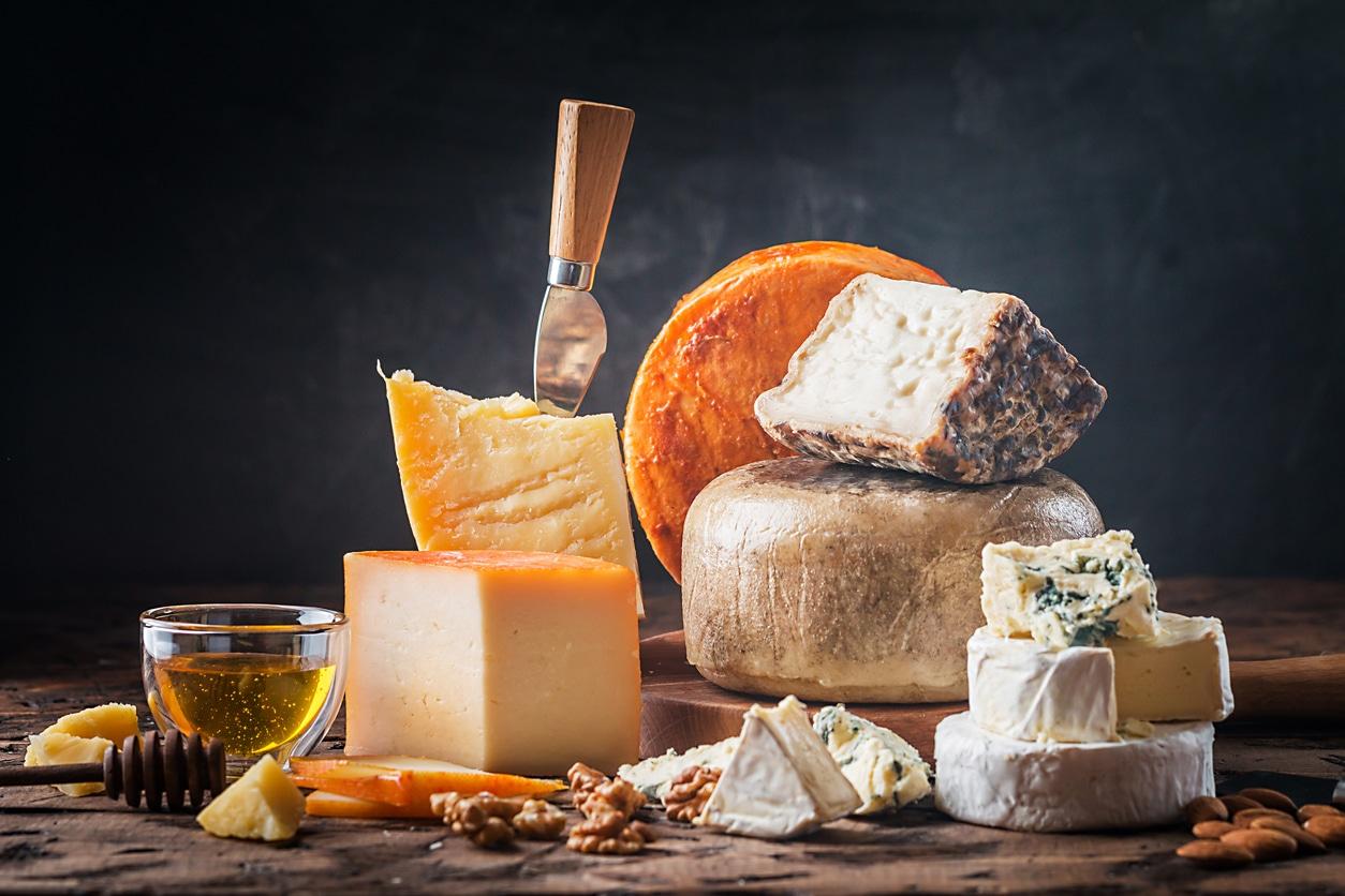Italienische Käsesorten