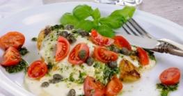 Mozzarella Hähnchen Rezept