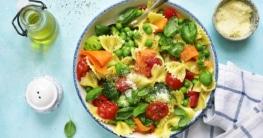 Farfalle mit Gemüse Rezept