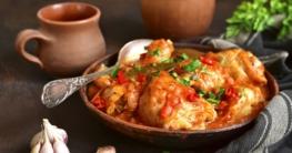 Toskanischer Hähnchen-Auflauf Rezept