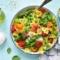 Farfalle mit Gemüse