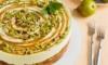 Sizilianischer Ricotta Pistazien Kuchen